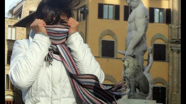 Toscana, allerta vento per l'1 Maggio