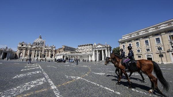 Coronavirus: un nuovo caso in Vaticano