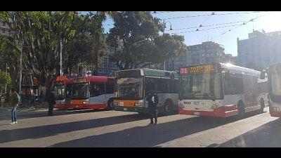 Fase2:a Bari bus vuoti e tassisti delusi