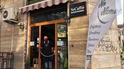 Fase 2, in Calabria pochi i bar aperti