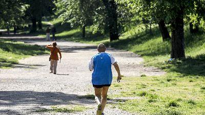 Runner e bambini, Milano torna in parchi