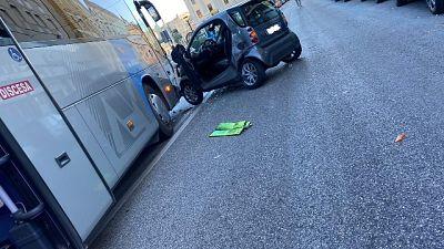 Ancona, più persone e più traffico