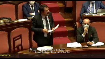Calcio:Salvini,aprire o sarà un disastro