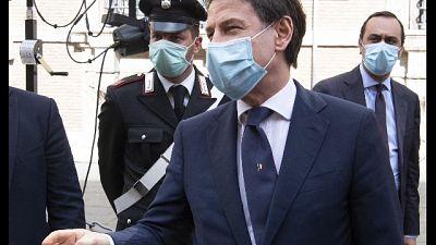 Conte, Italia per equo accesso a vaccini