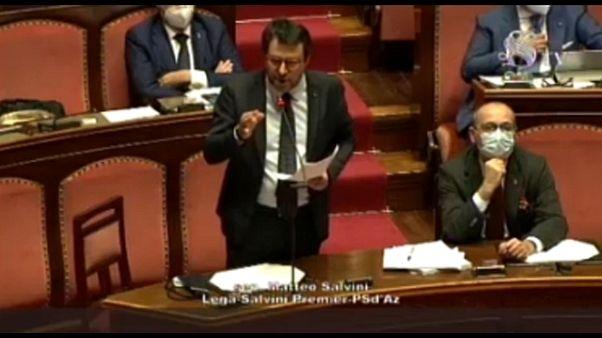 Salvini, Lega per pace fiscale per crisi
