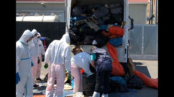 Traffico rifiuti, 69 arresti in Campania