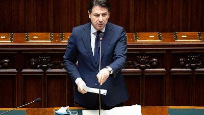 Conte, italiani responsabili