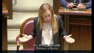Bce: Meloni, Italia si faccia sentire