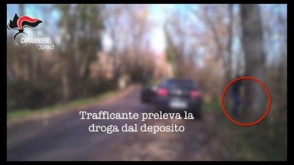 Ordinavano 'pizza' e arrivava cocaina, arrestati trafficanti