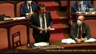 Bce: Salvini, ora riforma Ue