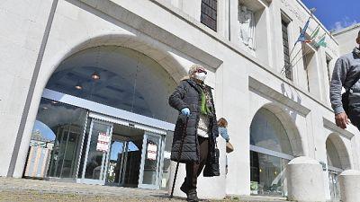 In Lombardia 80mila casi, +134 decessi