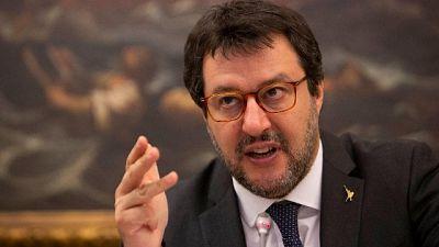 Salvini, Conte mantenga impegni