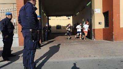 17 detenuti positivi a Genova