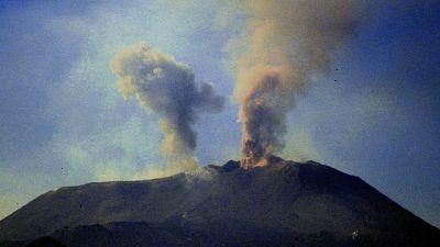 Aumenta emissione cenere da cratere Etna