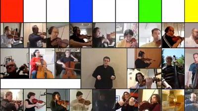 Covid: concerto online per sanitari