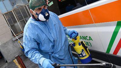 Coronavirus: in Liguria 5 decessi