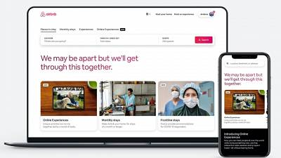 Dagli host Airbnb 12.000 notti gratis a medici e infermieri