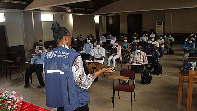 Coronavirus - République Démocratique du Congo : 34 nouveaux cas testés positifs au coronavirus