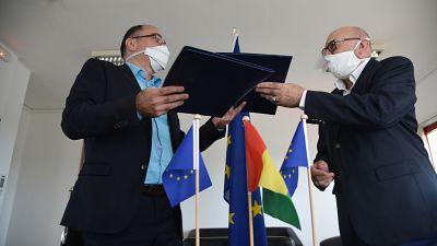 Coronavirus - Guinée : L'Union européenne mobilise une intervention rapide en faveur des populations guinéennes dans la riposte contre le COVID-19
