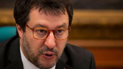 Migranti: Salvini, sì a corridoi verdi