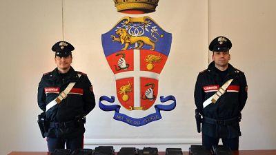 Sequestrati 40 kg cocaina a Gorizia