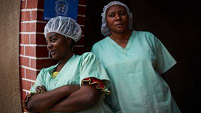 Coronavirus - Africa: Nearly 1000 health workers in the African Region have been infected with COVID-19