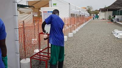 Coronavirus - Guinea: Médecins Sans Frontières (MSF) supports the COVID-19 pandemic response in Guinea