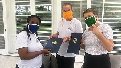 Coronavirus - Tanzania: AfriCraft with support from the German Embassy will produce 6000 face masks in Dar es Salaam