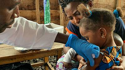 Coronavirus - Democratic Republic of the Congo: Child vaccinations down in DR Congo, and COVID-19 is not helping: UNICEF