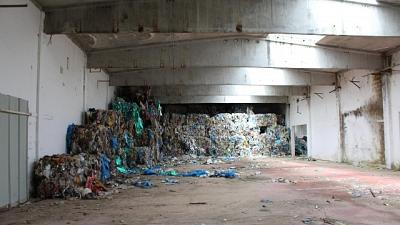 Radioattività e rifiuti,sequestrata area