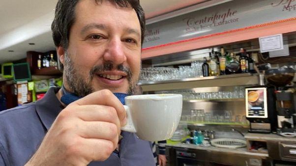 Salvini, evidenti problemi nel governo