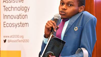 Innovate Now Accelerator Programme Seeks Mobile Solutions to Assist Persons with Disabilities