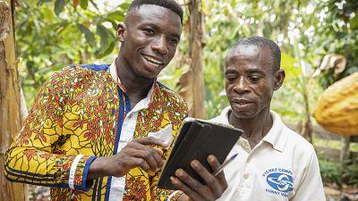 Cargill profite de la technologie pour améliorer la transparence en faveur d'un secteur du cacao prospère