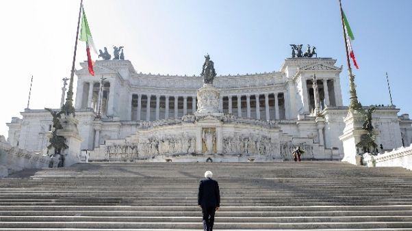 Mattarella ricorda Massimo D'Antona