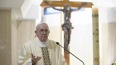 Papa: la vita va difesa e protetta