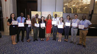 La Fondation Merck et Les Premières Dames Africaines poursuivent leur stratégie visant à fournir une formation spécialisée aux médecins africains pour mieux prendre en charge les patients atteints du diabète et de l'hypertension