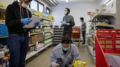 Rete solidale Bologna aiuta 520 famiglie