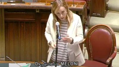 Btp Italia: Meloni, ottimo risultato