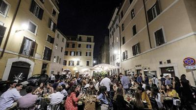 A Roma 1000 agenti per controlli movida