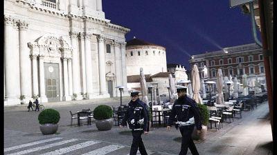 Movida a Brescia, piazza a numero chiuso