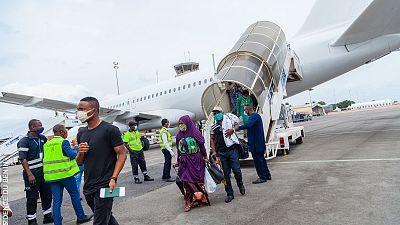 Coronavirus : Le gouvernement du Bénin facilite le retour de 35 béninois vivant au Gabon