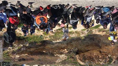 Migranti: 400 sbarcano nell'Agrigentino