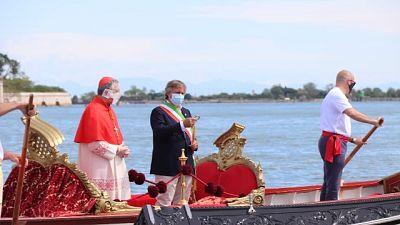 Fase 2: Venezia sposa il mare con Festa