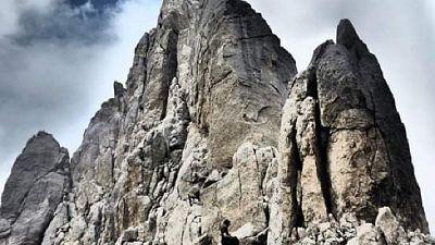 Alpini sanificano Rifugio sul Gran Sasso