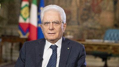 Mattarella, Italia sostiene Africa unita