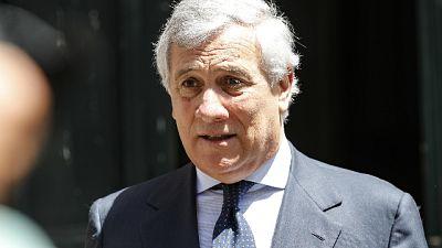 Fi:Tajani, al governo? E' irreale
