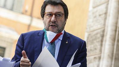 Salvini,guardie civiche?Bene dietrofront