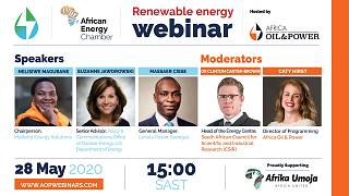 An in-depth look at the future of Africa's energy mix, transition and investment amid COVID-19