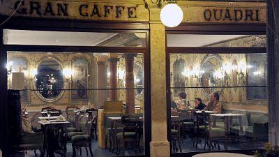 Fase 2: riapre a Venezia Caffè Quadri