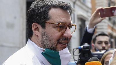 Salvini pensa a kermesse a Circo Massimo